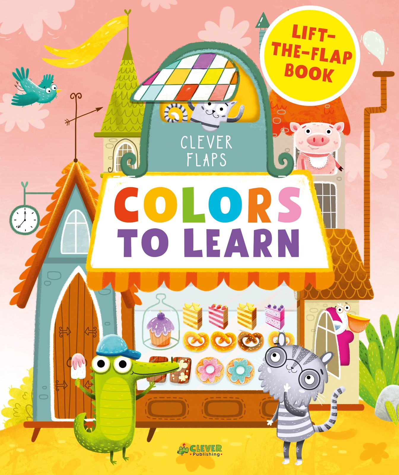 English Books. Colors To Learn фото