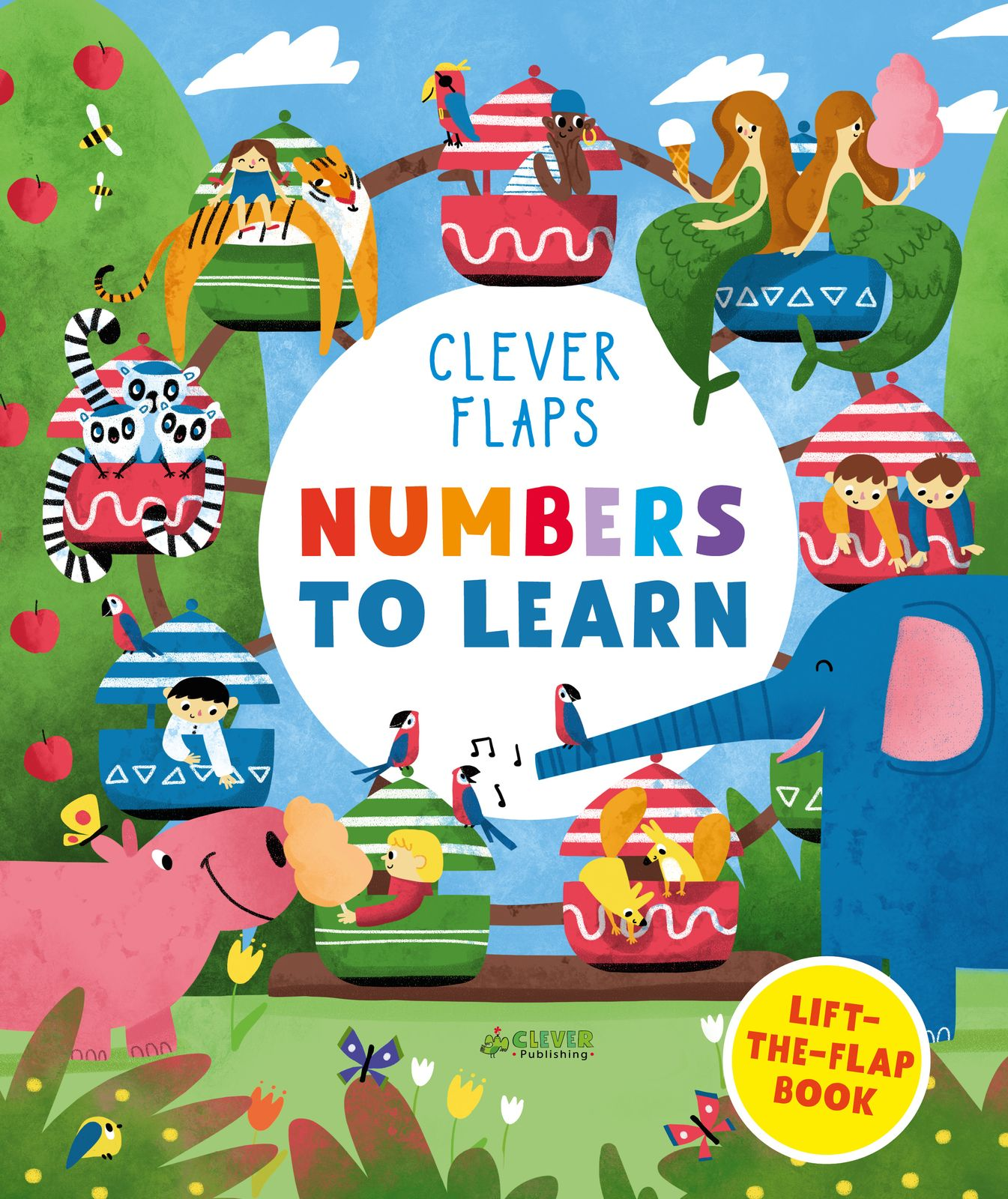 English Books. Numbers To Learn фото