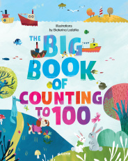 Clever Big Books: Big Book of Counting to 100