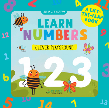 English Books. Learn Numbers