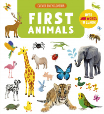 First Animals. Clever Encyclopedia