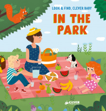 Look and find, Clever baby: In The Park