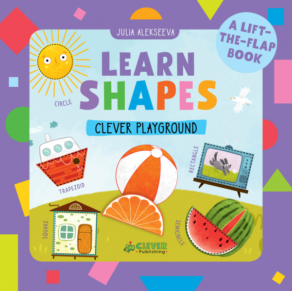 English Books. Learn Shapes