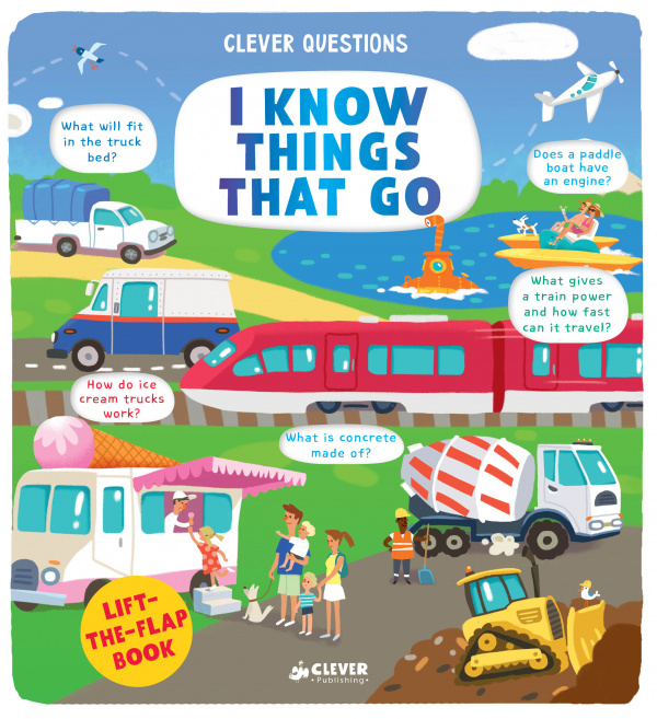 I Know Things That Go. Clever Question