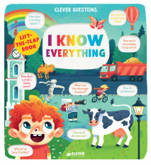 I Know Everything. Clever Questions